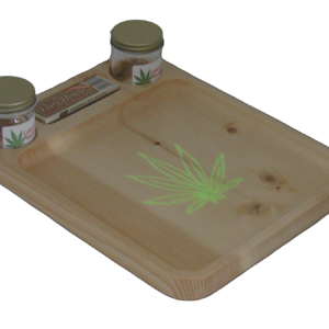 Rolling Tray, Glow In The Dark